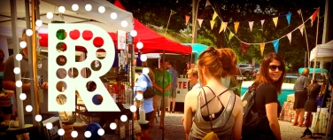 pop up raleigh vintage and art market